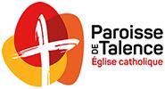 Paroisse de Talence Logo