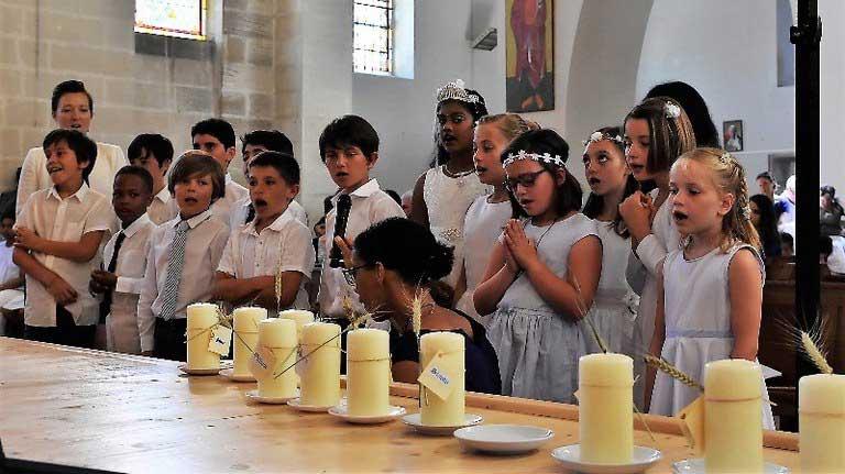 Première communion 2017