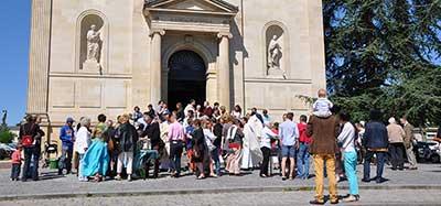 Bienvenue dans la paroisse de Talence