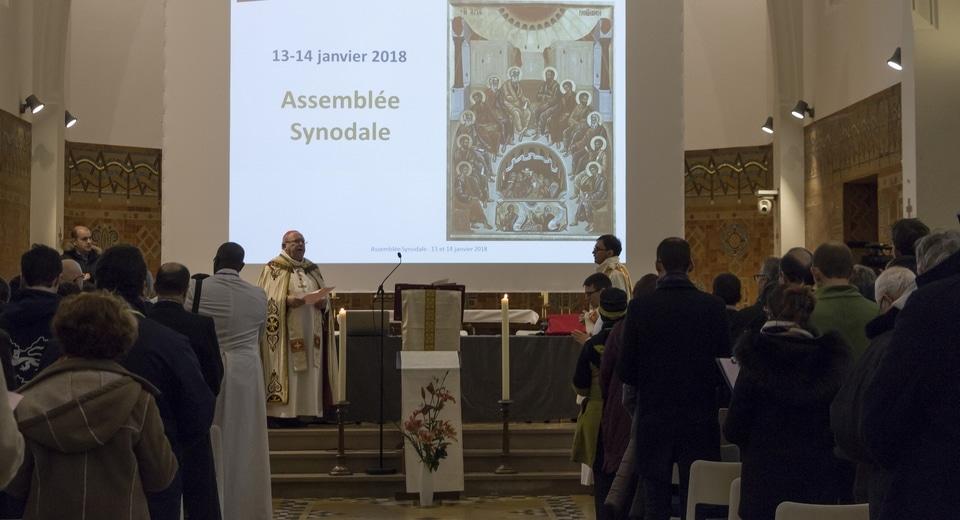 Synode Diocésain 2018