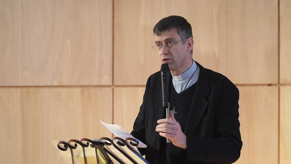 Père Eric Jacquinet - La compassion