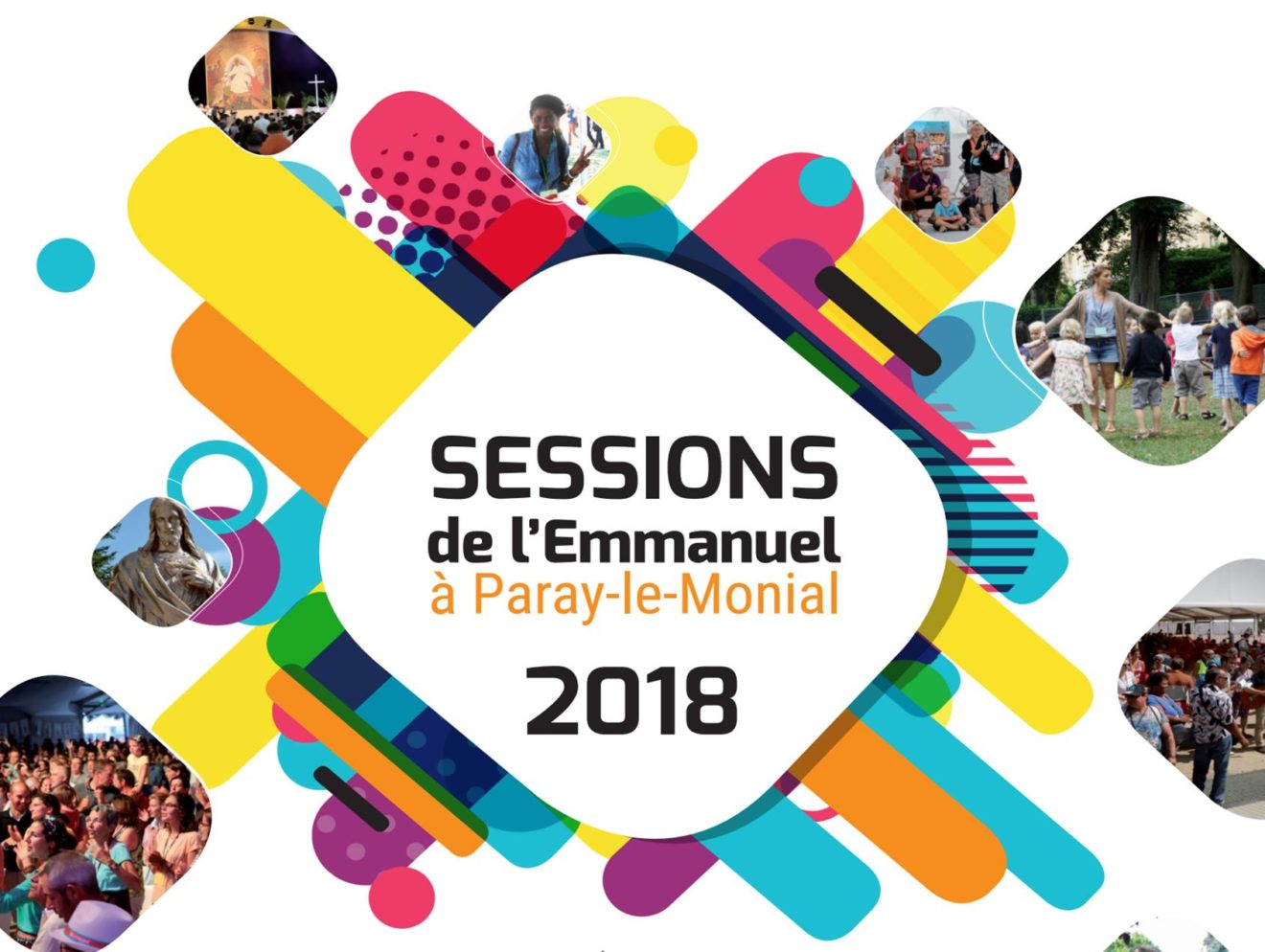Sessions Paray le Monial 2018