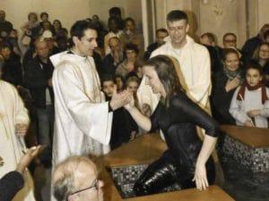 Baptême-Justine