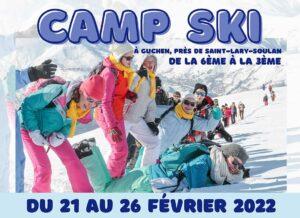 camps ski 2022